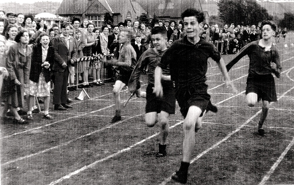 1950s Sports Day