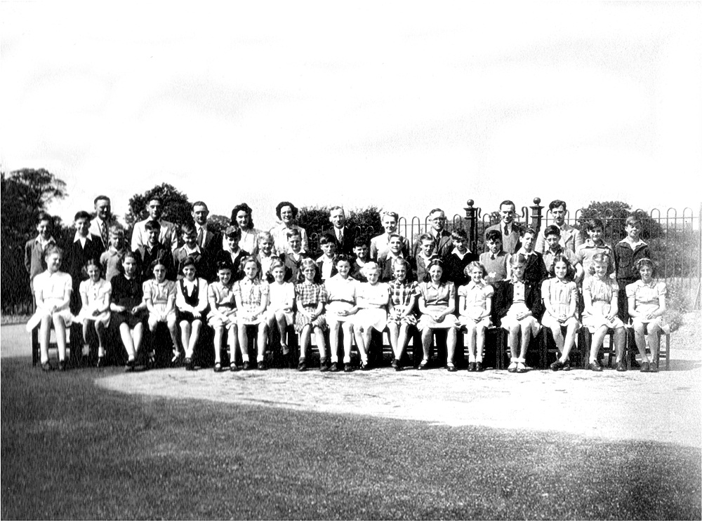 1947 Group of Pupils