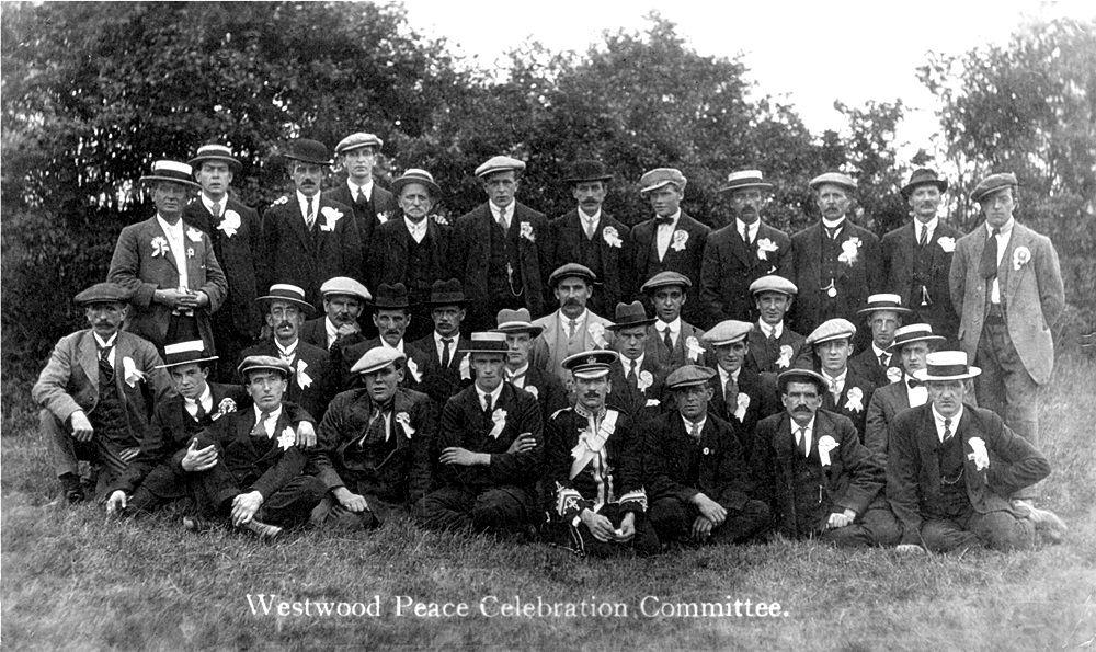 Westwood Peace Celebration Committee 1919