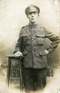 Sapper Thomas Hill