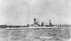 Photo: HMS Renown (Courtesy Wikipedia - public domain)
