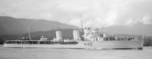 HMS Havock (City of Vancouver Archives: CVA-2878)